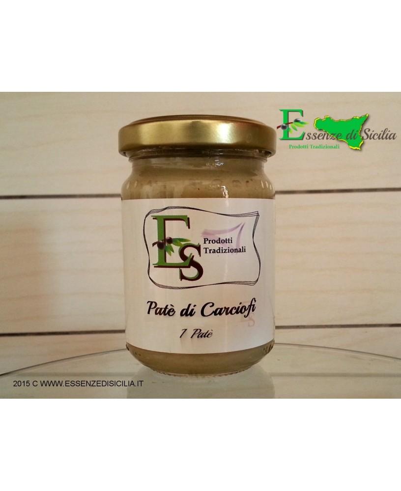 Patè Siciliano di Carciofi