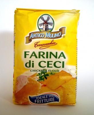 Farina di Ceci Siciliana