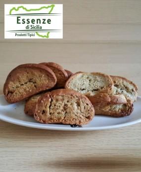 Biscotti Piccanti con semi di Anice