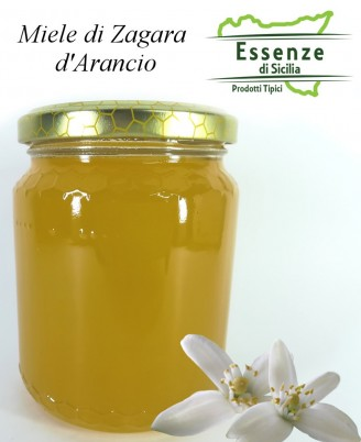 Miele di Zagara d'Arancio Siciliano