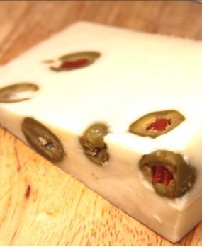 Pecorino Primo Sale con Olive