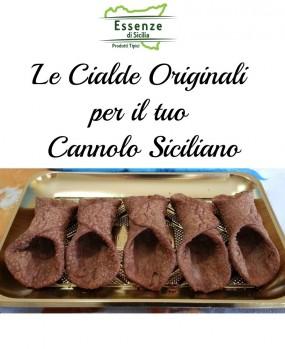 Cialde Cannolo Siciliano