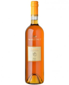 Malvasia Laus IGP Martinez vino liquoroso Marsala