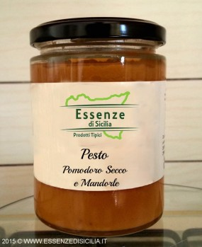 Pesto Pomodoro Secco e Mandorle
