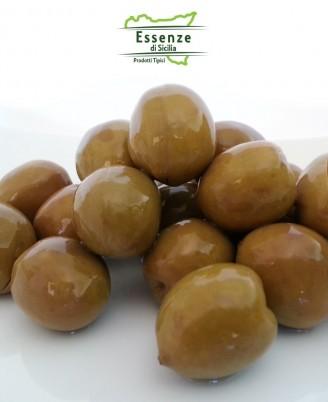 Olive Verdi da aperitivo Nocellara