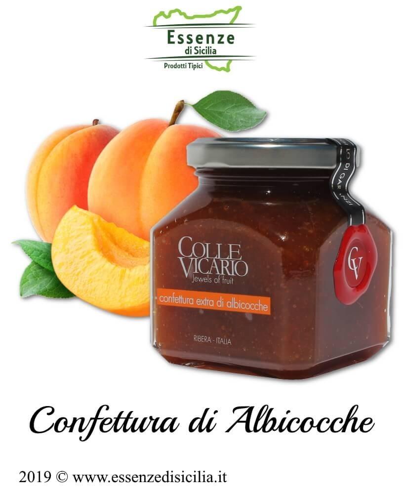 Confetture EXTRA Albicocche