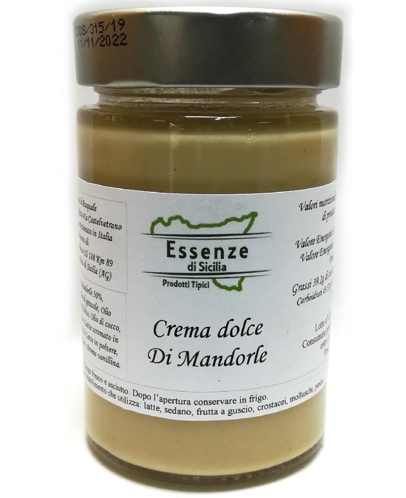 Crema di Mandorla  Siciliana