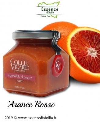 Marmellata di Arance Rosse