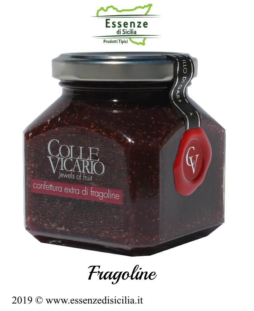 Confettura Extra di Fragoline