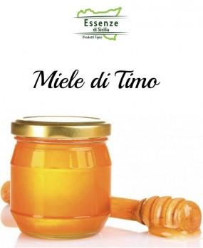 Miele di timo prodotto a Marsala Sicilia