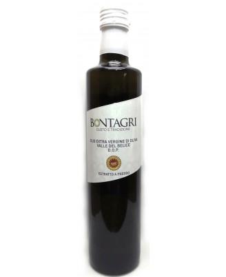 Olio Extravergine di Oliva Valle del Belice DOP Bontagri