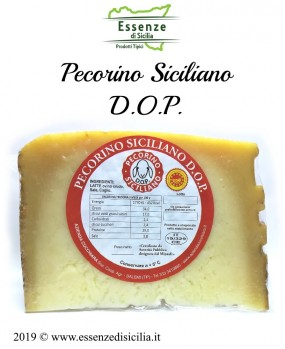 Pecorino Siciliano DOP