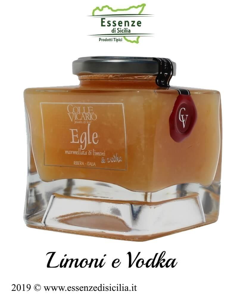 EGLE Marmellata Limoni e Vodka