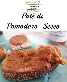 Patè di Pomodoro secco alla Siciliana