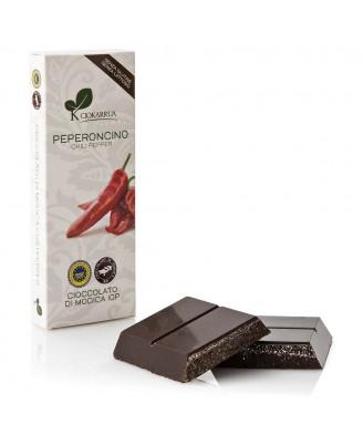 Cioccolato di Modica IGP al peperoncino