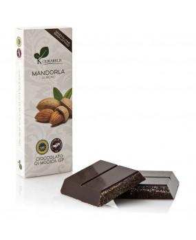 Cioccolato di Modica IGP alle mandorle