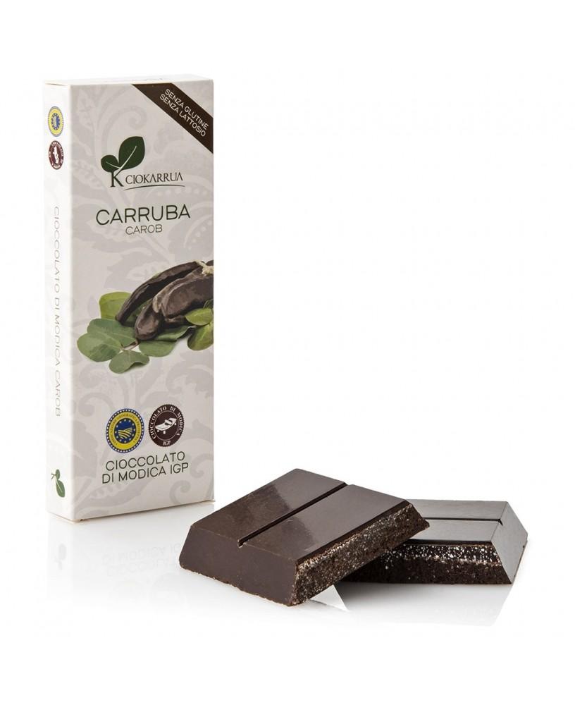 Cioccolato di Modica IGP e Carruba