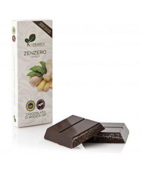 Cioccolato di Modica IGP e Zenzero