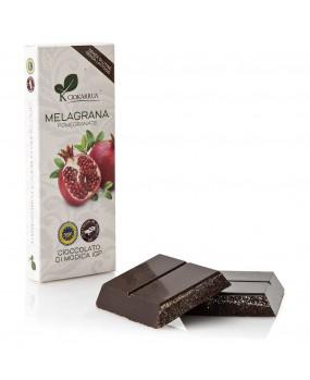 Cioccolato di Modica IGP e Melagrana