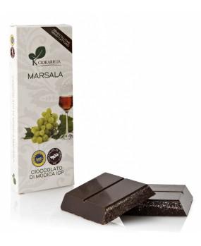 Cioccolato di Modica IGP e Marsala