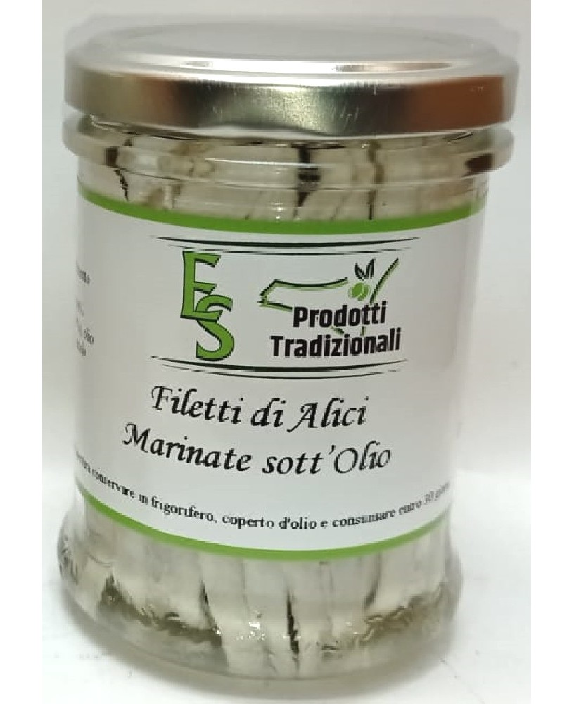 Alici Marinate di Sicilia